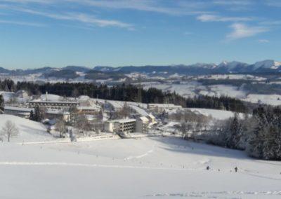 Rosenalm im Winter